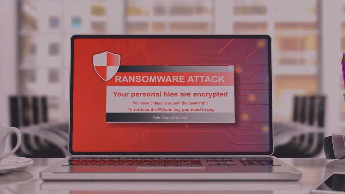 Situs yang ada Virus Ransomware okrf