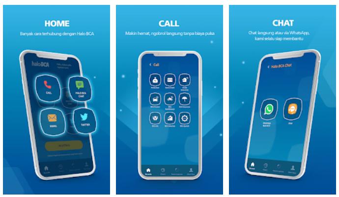 aplikasi Halo BCA bebas pulsa
