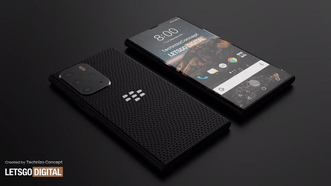 BlackBerry Evolve X2