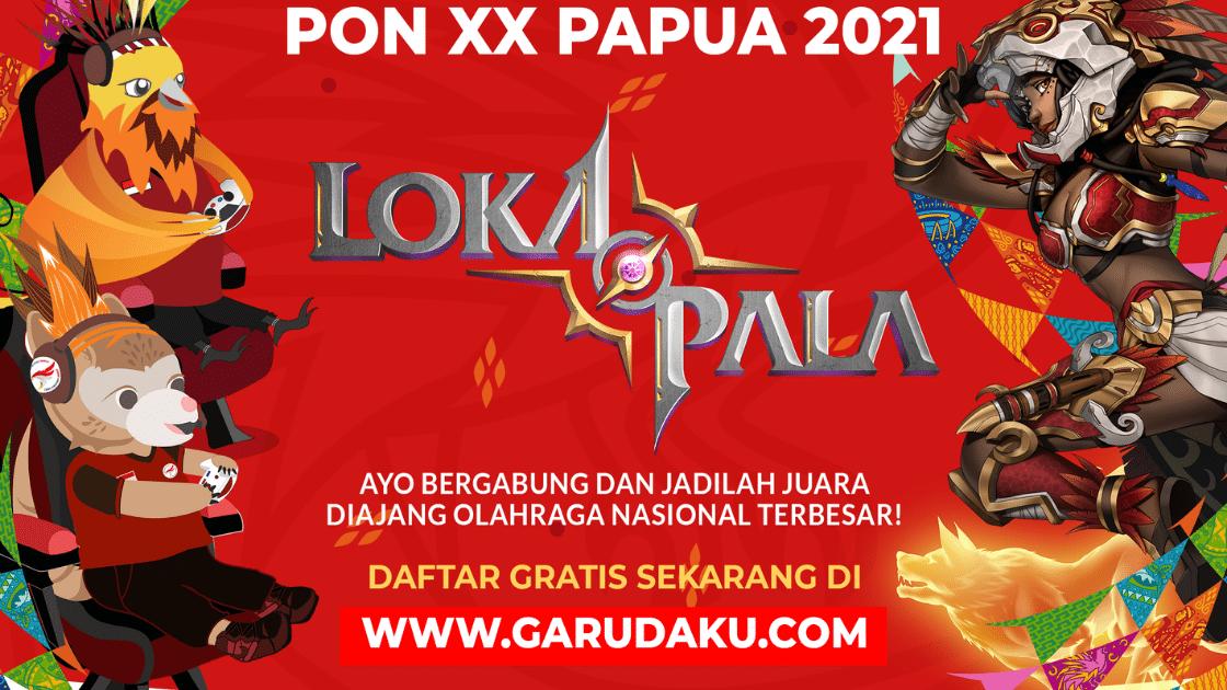 Lokapala Pon 2021