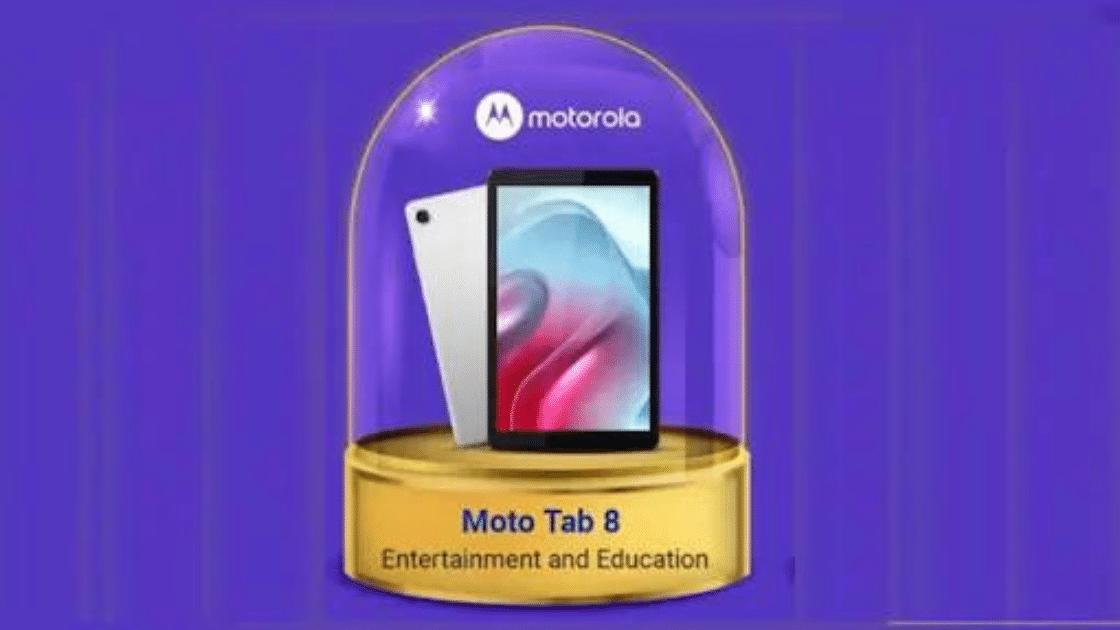 Moto Tab 8