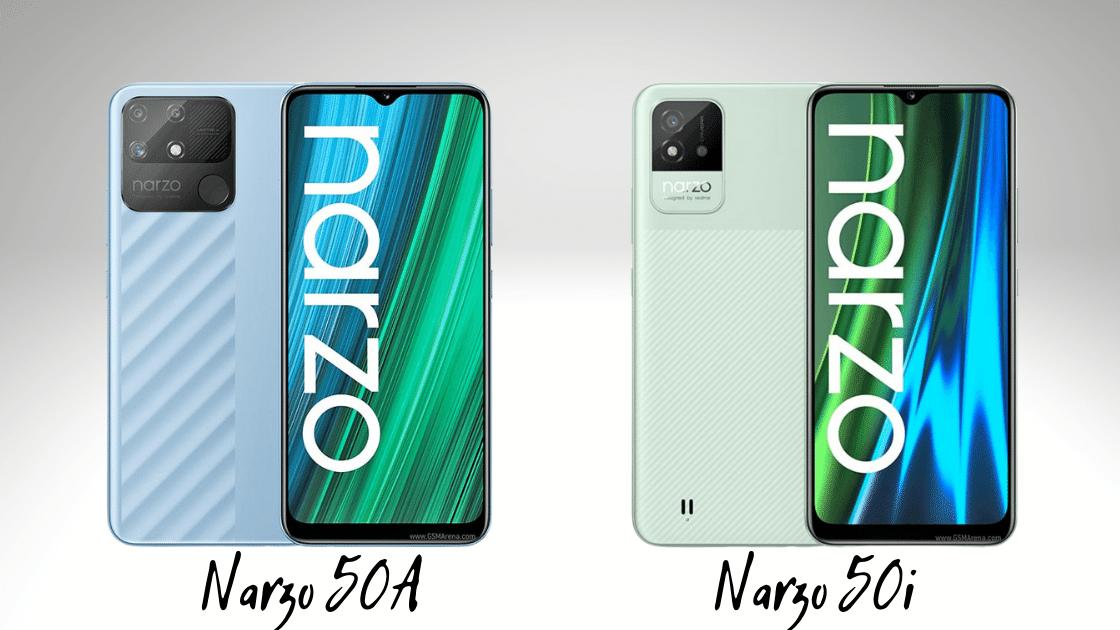 Narzo 50A