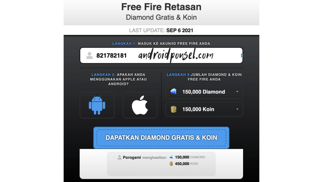 Free Fire Diamond Support XYZ