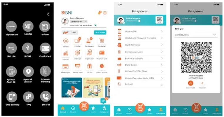 Aplikasi BNI Mobile Banking dan Fitur Andalan