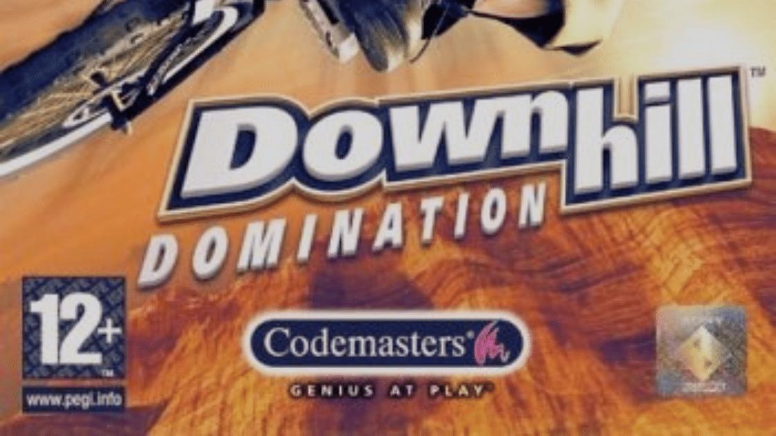 Cheat Downhill PS2