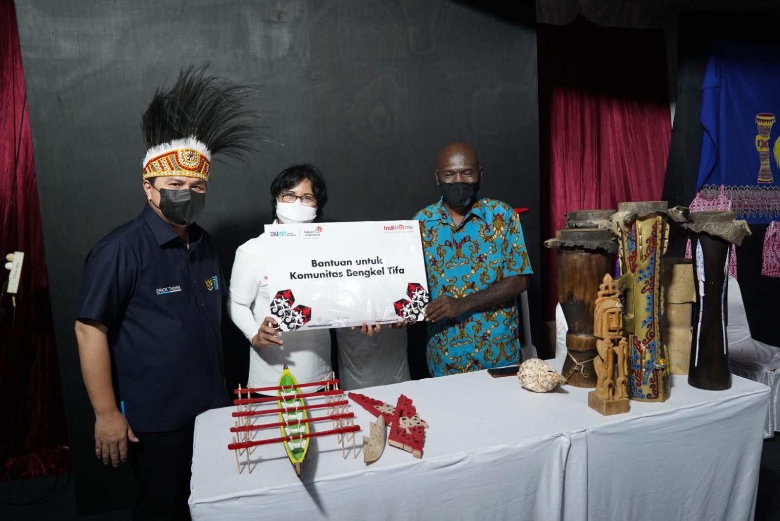 IndiHome Semangati Papua