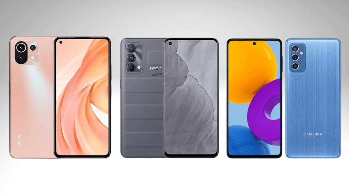 Xiaomi 11 Lite vs Realme GT